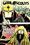Grrl Scouts Magic Socks #6 (of 6) (Cover C - Walking Dead #158 Tribute)