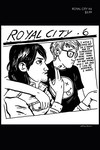 Royal City #6 (Cover B - 90s Album Homage Variant)