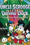 Disney Rosa Duck Library HC Vol. 08 Escape Forbidden Valley (
