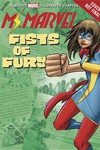Ms. Marvels Fists of Fury Illus Chapter Book