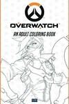 Overwatch Coloring Book SC
