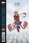 Generations Ms Marvel & Ms Marvel #1 (2nd Printing)