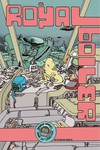 Royalboiler Brandon Graham Drawn Out Coll TPB