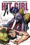 Hit-Girl #9 (Cover C - Liberatore)