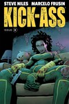 Kick-Ass #8 (Cover A - Frusin)