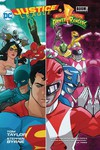 Justice League Power Rangers TPB