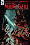 Star Wars Tales From Vaders Castle #2 (of 5) (Cover A - Francavil)