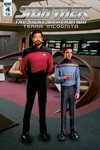 Star Trek TNG Terra Incognita #4 (Cover B - Photo)