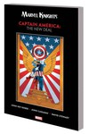 Marvel Knights Captain America Rieber Cassaday TPB New Deal