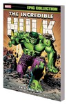 Incredible Hulk Epic Collection TPB Leader Lives