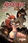 Red Sonja #22 (Cover D - Brown)