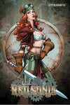 Legenderry Red Sonja TPB Vol 02 Steampunk Adventure