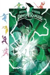 Mighty Morphin Power Rangers #32 (Subscription Gibson Variant) Sg