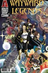 Wayward Legends #1 Holographic Gold Foil Cover