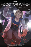 Doctor Who 13th #1 (Cover D - Stott)