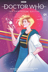 Doctor Who 13th #1 (Cover F - Ganucheau)