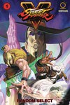 Street Fighter V TPB Vol 01 Random Select