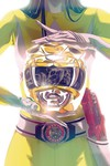 Mighty Morphin Power Rangers #44 (Foil Montes Variant)