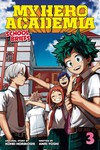 My Hero Academia School Briefs Novel SC Vol 03