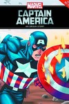 Captain America Origin Story Young Readers HC