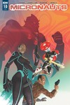 Micronauts #10 (Retailer 10 Copy Incentive Variant Cover Edition)