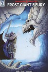 Dungeons & Dragons Frost Giants Fury #3