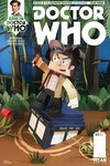 Doctor Who 11th Year 3 #5 (Cover C - Papercraft)
