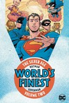 Batman & Superman in Worlds Finest the Silver Age Vol 02
