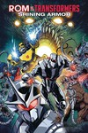 Rom vs Transformers Shinning Armor TPB