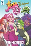Jem & the Holograms Dimensions #4 (Cover B - Fischer)