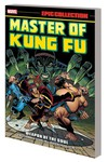 Master of Kung Fu Epic Collection TPB Weapon of the Soul