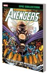 Avengers Epic Collection TPB Collection Obsession