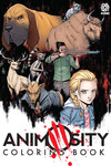 Animosity Coloring Book TPB