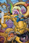 Adventure Time Comics #20 (Subscription Frank Variant)