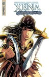 Xena #1 (of 5) (Cover B - Cifuentes)