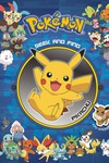 Pokemon Seek & Find HC Pikachu