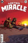 Mister Miracle #5 (of 12) (2nd Printing)