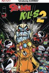 Spawn Kills Everyone Too #3 (of 4) (Cover A - McFarlane)