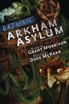 Absolute Batman Arkham Asylum HC 30th Anniv Ed