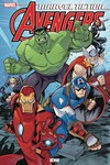 Marvel Action Avengers TPB Book 01 New Danger