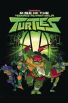 Teenage Mutant Ninja Turtles Rise of the Teenage Mutant Ninja Turtles TPB Vol 01