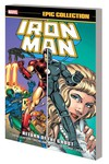 Iron Man Epic Collection TPB Return of Ghost
