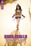 Barbarella Dejah Thoris #2 (Cover E - Cosplay)