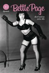 Bettie Page #4 (Cover E - Photo)