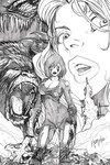 Cavewoman Razors Run #1 (Cover G - Moreno)