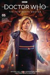 Doctor Who 13th #5 (Cover B - Photo)