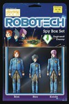 Robotech #17 (Cover B - Action Figure Variant)