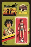 Tank Girl Action Alley #3 (Cover B - Action Figure)