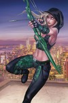 Robyn Hood Outlaw #1 (Cover C - Mos)