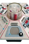 Doctor Who Tardis Console Coll #1 Fourth Doctor
